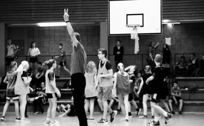 Jump for Ball – Geestländer Präventionswoche